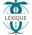 icon lexique